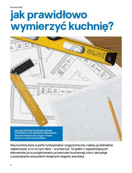 Castorama gazetka promocyjna od 2020-03-18, strona 6