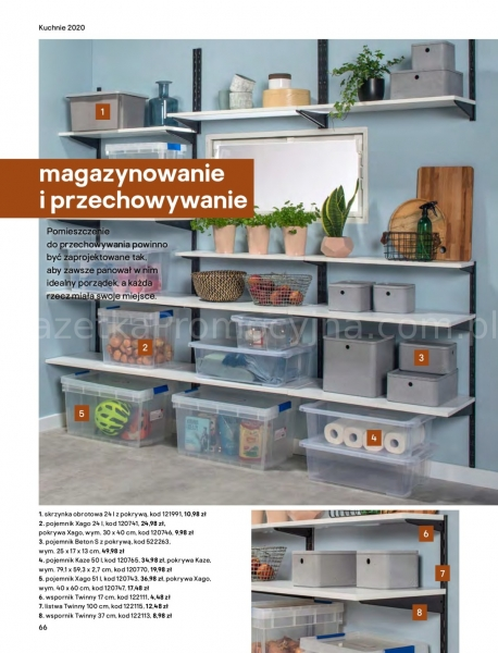 Castorama gazetka promocyjna od 2020-03-18, strona 66