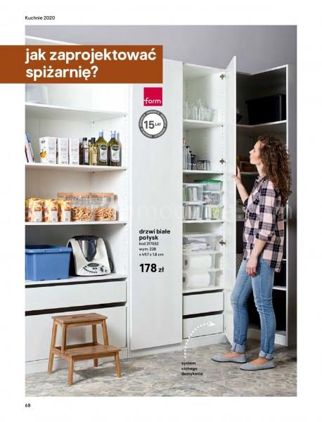 Castorama gazetka promocyjna od 2020-03-18, strona 68