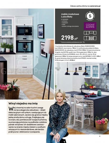 Castorama gazetka promocyjna od 2020-03-18, strona 9