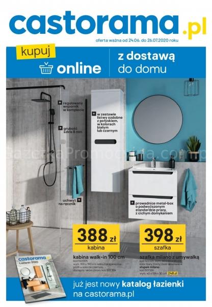 Castorama gazetka promocyjna od 2020-06-24, strona 1