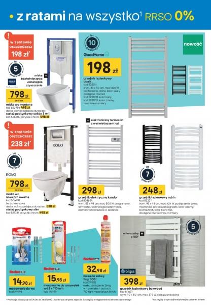 Castorama gazetka promocyjna od 2020-06-24, strona 11