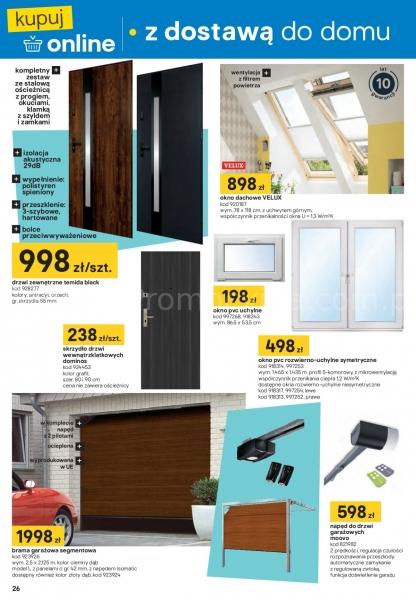 Castorama gazetka promocyjna od 2020-06-24, strona 26