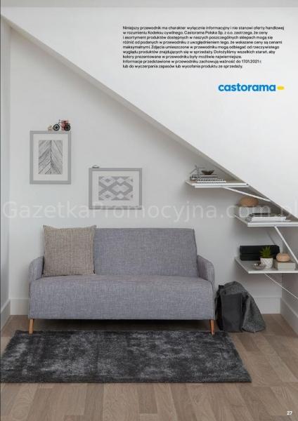 Castorama gazetka promocyjna od 2020-12-30, strona 27