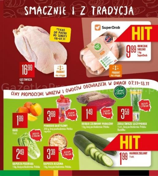 Chata Polska gazetka promocyjna od 2019-11-07, strona 3