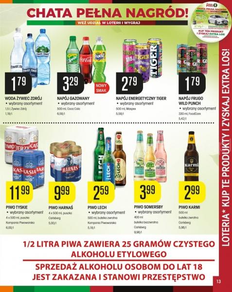 Chata Polska gazetka promocyjna od 2021-04-08, strona 13