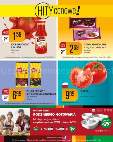 Chata Polska gazetka promocyjna od 2021-04-08, strona 20