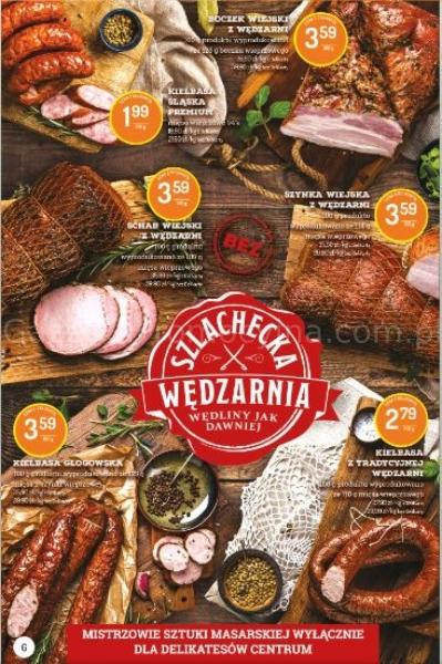 Delikatesy Centrum gazetka promocyjna od 2019-10-24, strona 6