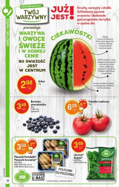 Delikatesy Centrum gazetka promocyjna od 2017-05-18, strona 10