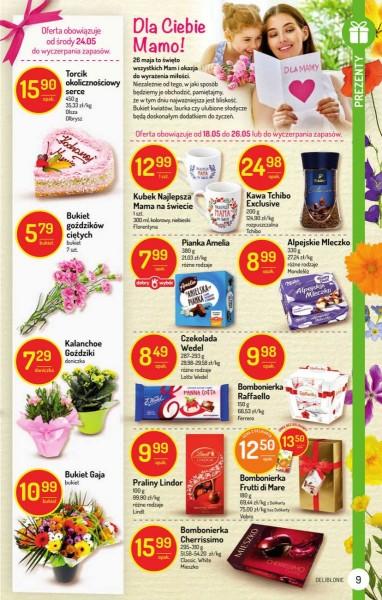Delikatesy Centrum gazetka promocyjna od 2017-05-18, strona 9