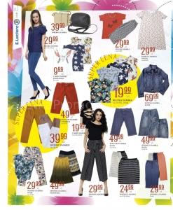 Spódnica jeansowa w E.Leclercu • Promocja • Cena
