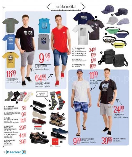 E.Leclerc gazetka promocyjna od 2019-06-10, strona 16