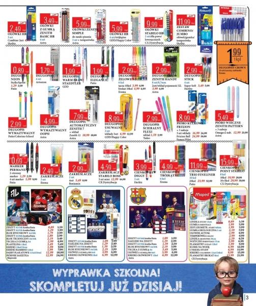 E.Leclerc gazetka promocyjna od 2019-08-13, strona 3