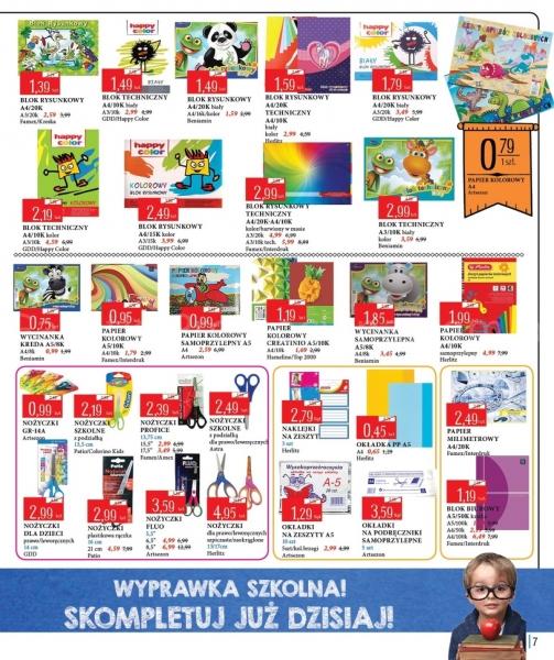 E.Leclerc gazetka promocyjna od 2019-08-13, strona 7