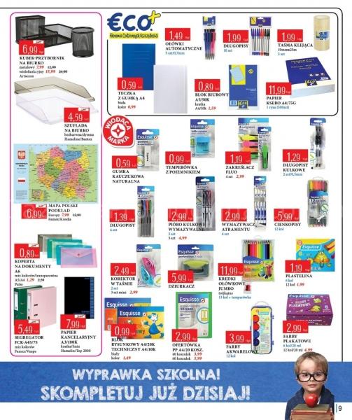 E.Leclerc gazetka promocyjna od 2019-08-13, strona 9
