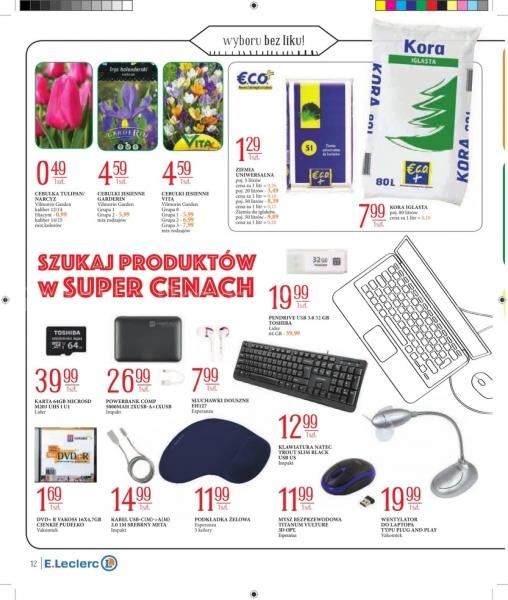 E.Leclerc gazetka promocyjna od 2019-09-03, strona 12