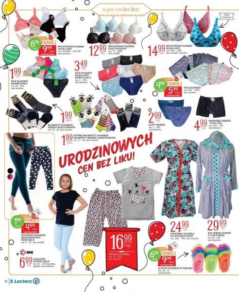 E.Leclerc gazetka promocyjna od 2019-09-10, strona 10