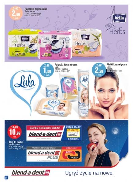 E.Leclerc gazetka promocyjna od 2020-03-03, strona 18