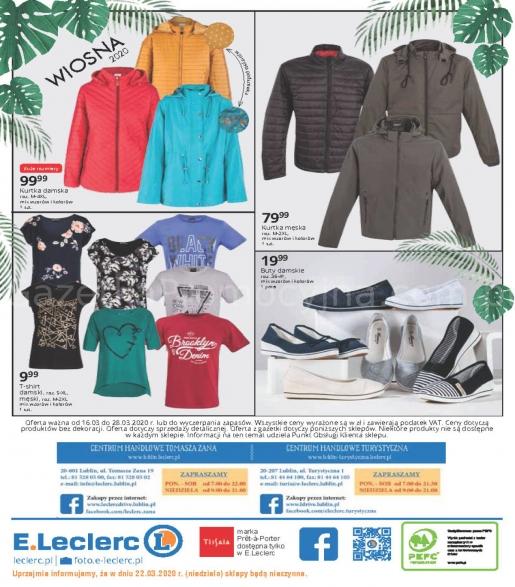 E.Leclerc gazetka promocyjna od 2020-03-16, strona 16