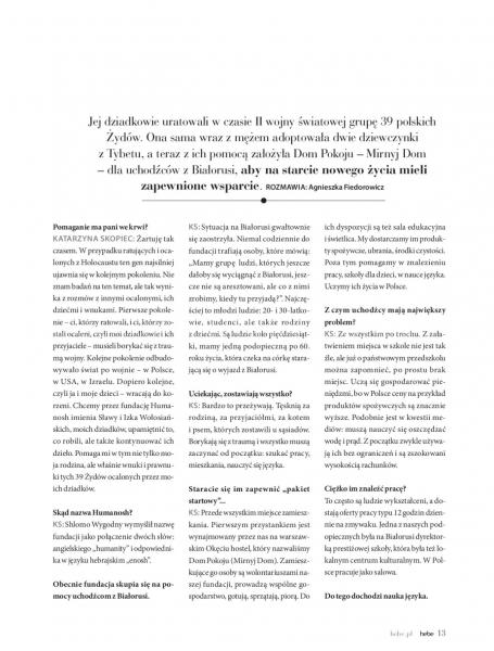 Hebe gazetka promocyjna od 2021-09-01, strona 13