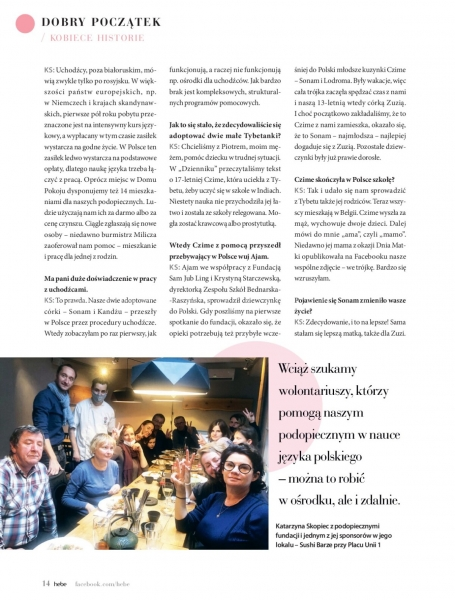 Hebe gazetka promocyjna od 2021-09-01, strona 14