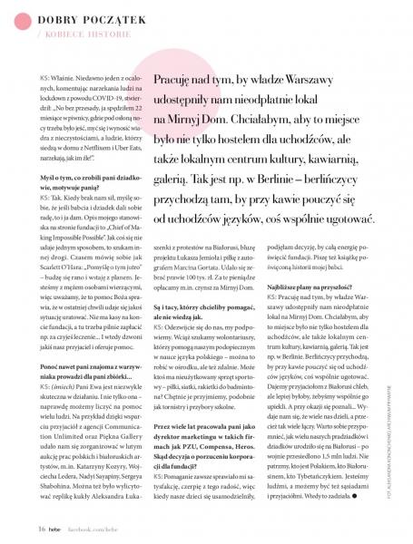 Hebe gazetka promocyjna od 2021-09-01, strona 16