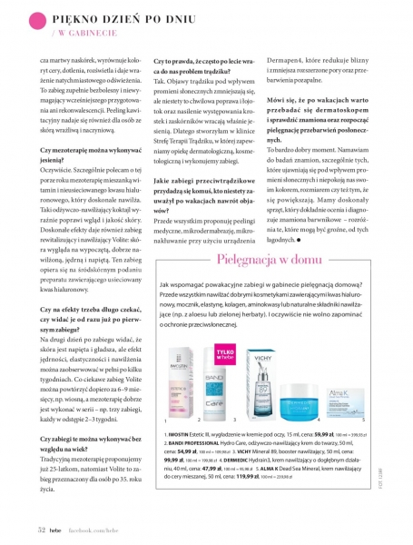 Hebe gazetka promocyjna od 2021-09-01, strona 52