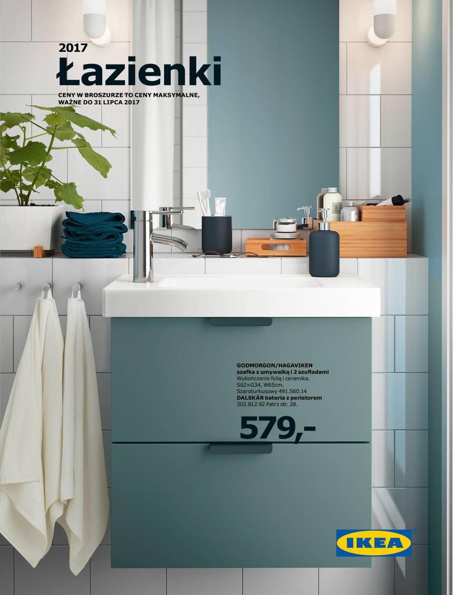 Ikea gazetka promocyjna od 2017-01-02, strona 1
