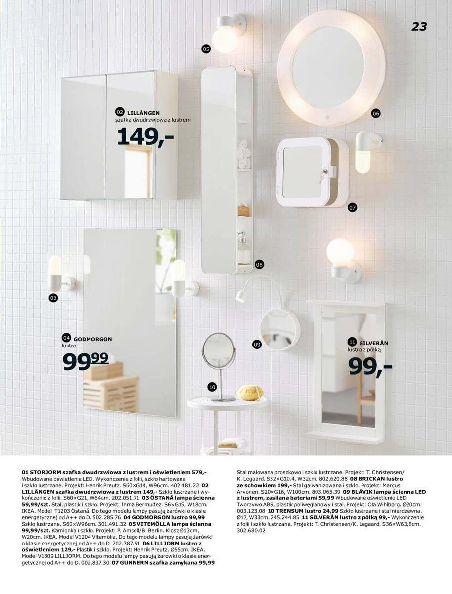 Ikea gazetka promocyjna od 2017-01-02, strona 23