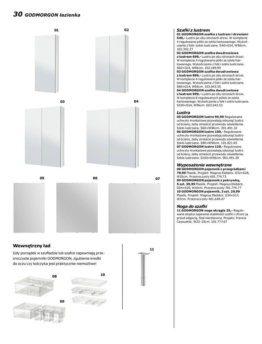 Ikea gazetka promocyjna od 2017-01-02, strona 30