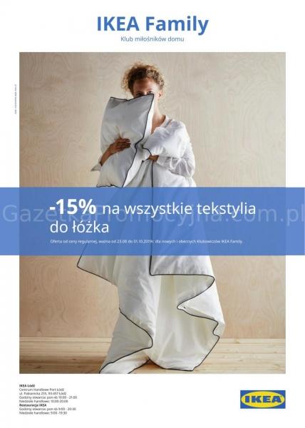 Ikea gazetka promocyjna od 2019-08-23, strona 1