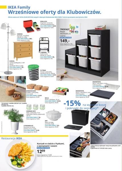 Ikea gazetka promocyjna od 2019-08-23, strona 6