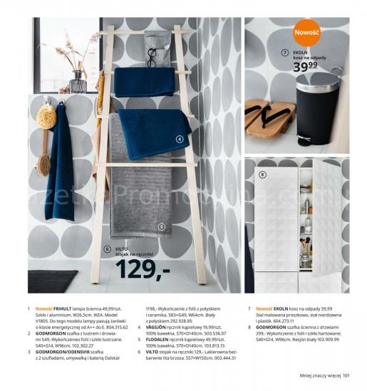 Ikea gazetka promocyjna od 2019-08-26, strona 101