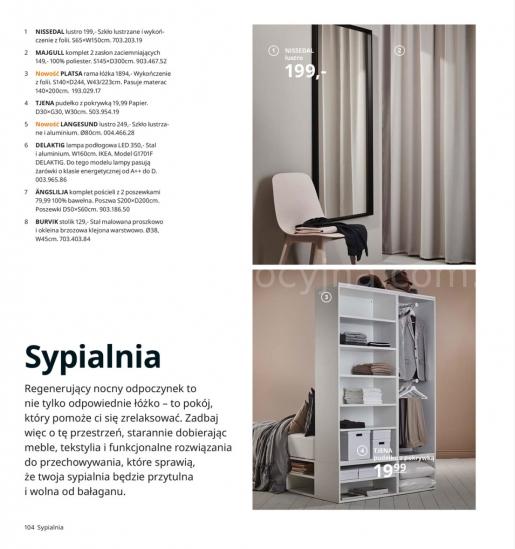 Ikea gazetka promocyjna od 2019-08-26, strona 104