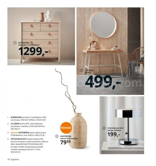 Ikea gazetka promocyjna od 2019-08-26, strona 110