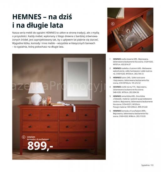 Ikea gazetka promocyjna od 2019-08-26, strona 113