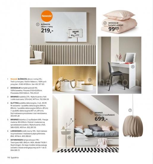 Ikea gazetka promocyjna od 2019-08-26, strona 116
