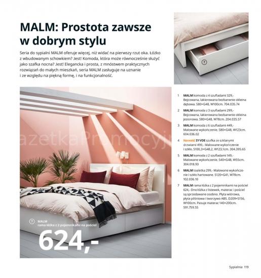 Ikea gazetka promocyjna od 2019-08-26, strona 119