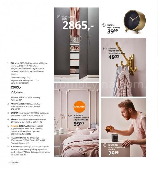 Ikea gazetka promocyjna od 2019-08-26, strona 124