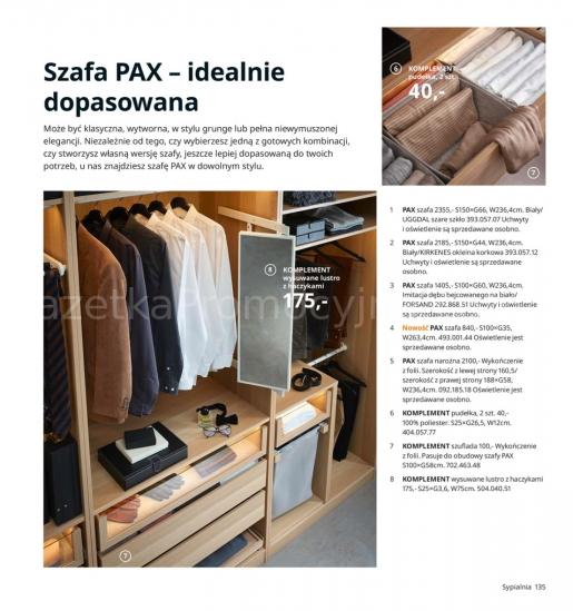 Ikea gazetka promocyjna od 2019-08-26, strona 135