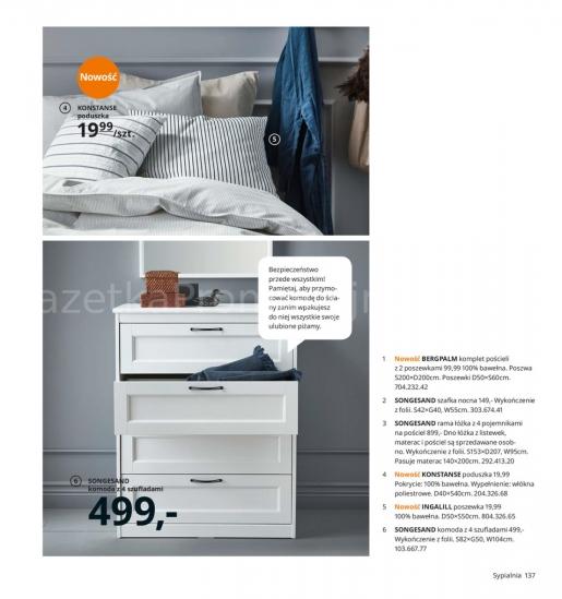 Ikea gazetka promocyjna od 2019-08-26, strona 137