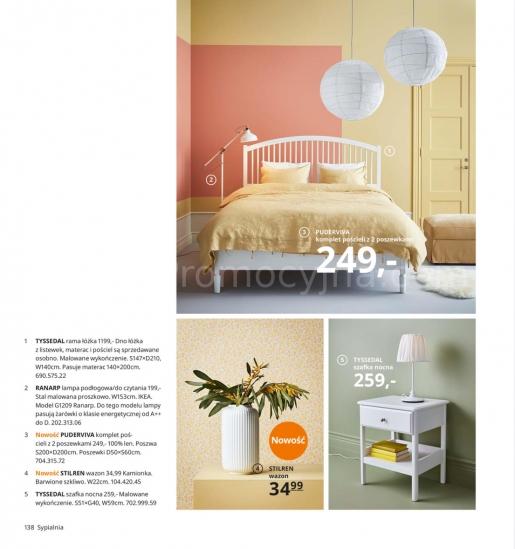 Ikea gazetka promocyjna od 2019-08-26, strona 138