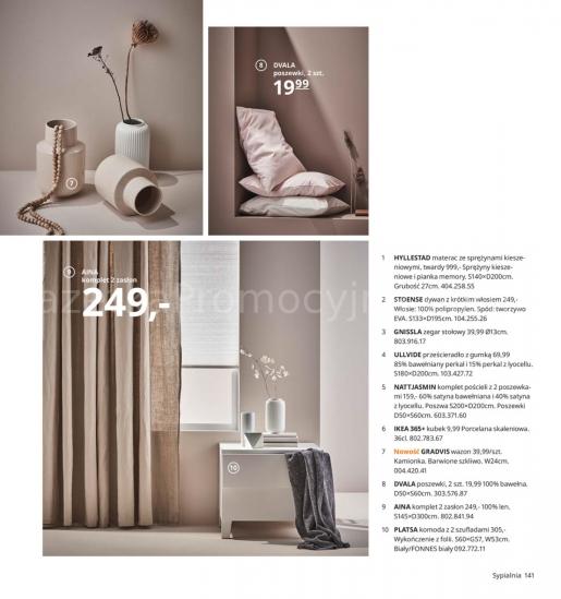 Ikea gazetka promocyjna od 2019-08-26, strona 141