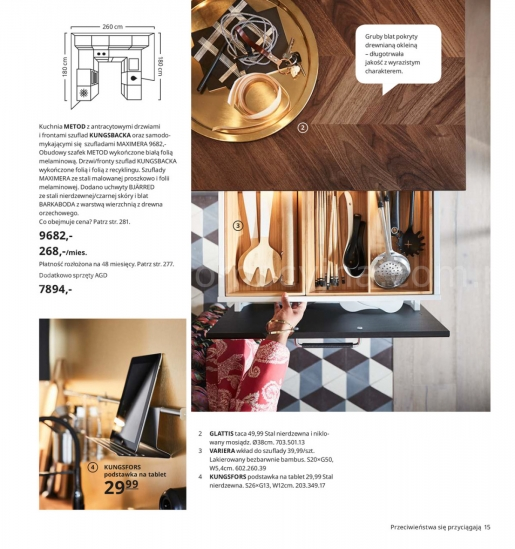 Ikea gazetka promocyjna od 2019-08-26, strona 15