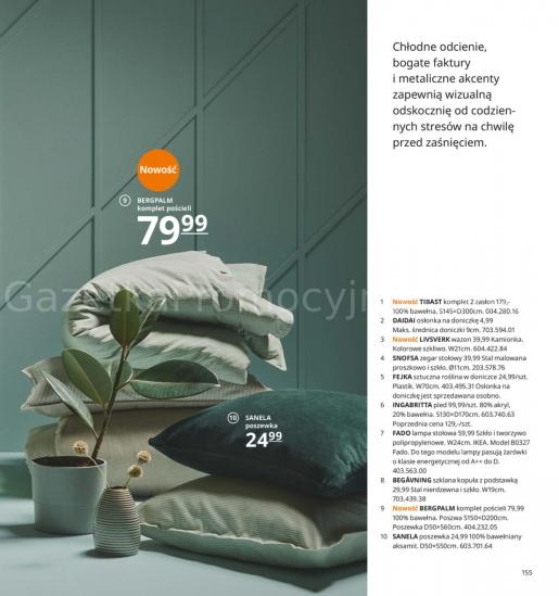 Ikea gazetka promocyjna od 2019-08-26, strona 155