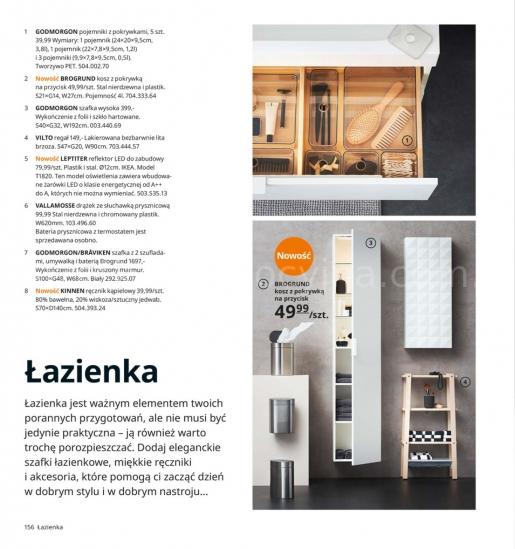 Ikea gazetka promocyjna od 2019-08-26, strona 156