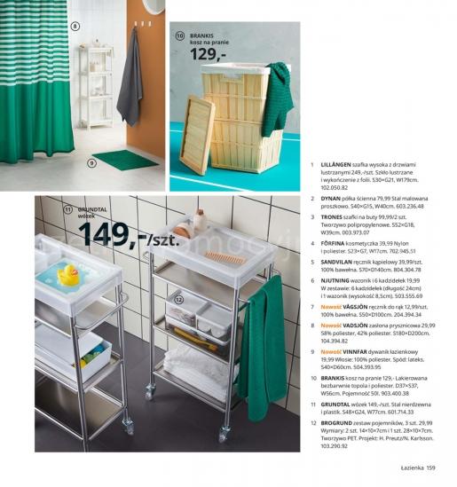 Ikea gazetka promocyjna od 2019-08-26, strona 159