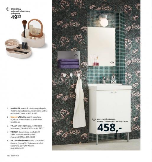Ikea gazetka promocyjna od 2019-08-26, strona 160