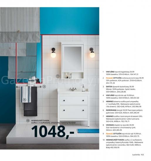 Ikea gazetka promocyjna od 2019-08-26, strona 163