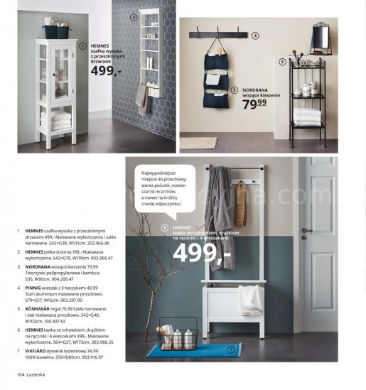 Ikea gazetka promocyjna od 2019-08-26, strona 164